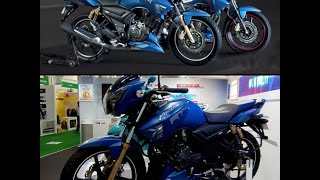TVS Apache RTR 160 all new   upgrade 2016 !  specification 2017 !  vlog