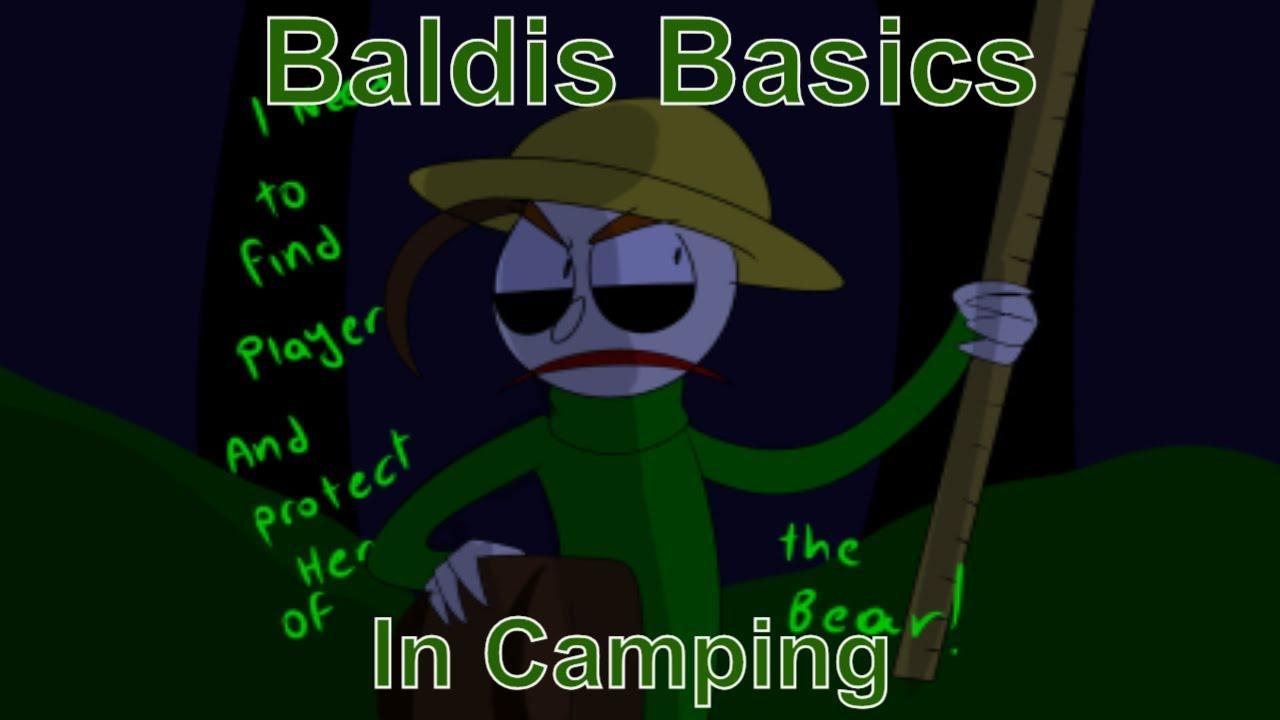 Characters All Baldis Basics Do What