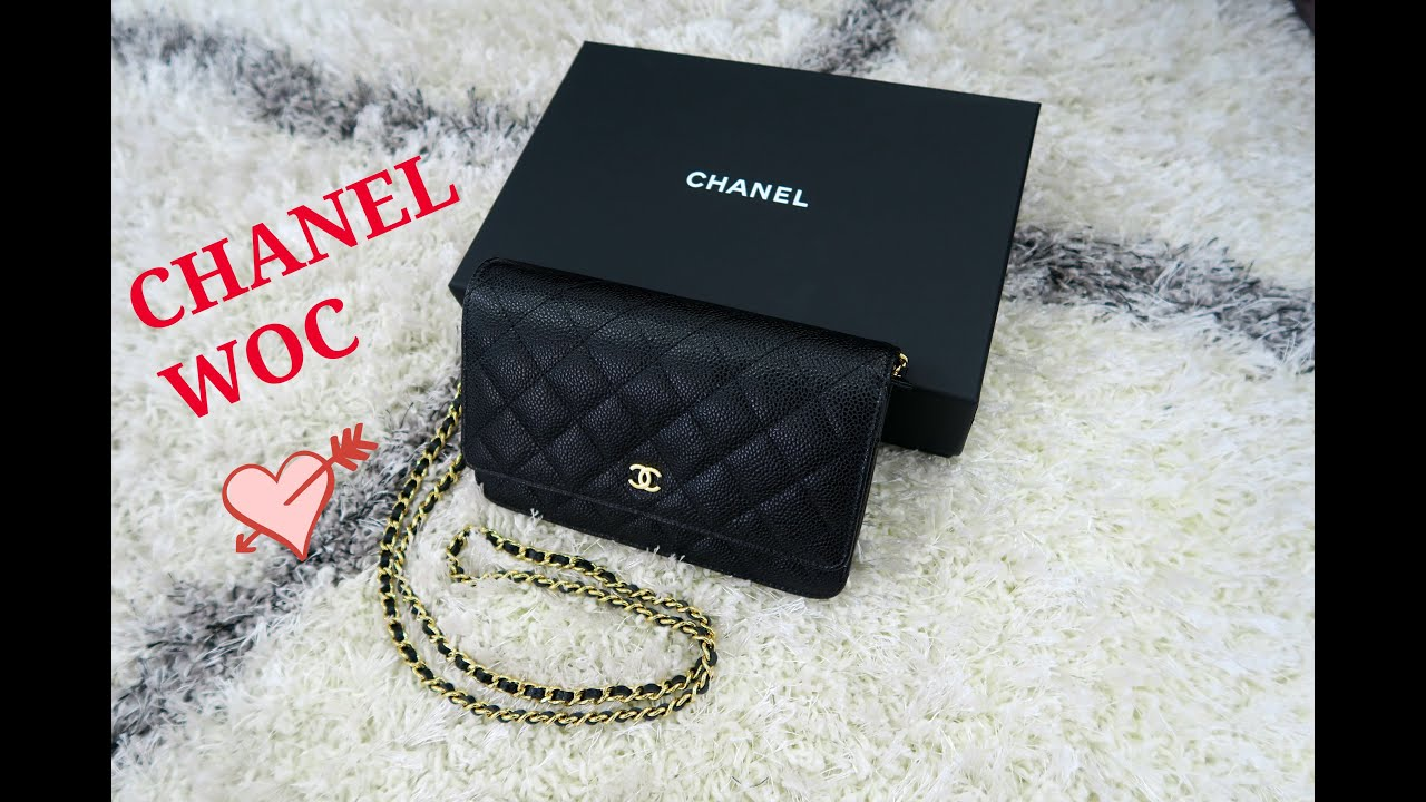 Chanel Woc Unboxing Youtube