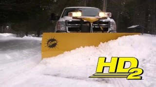 FISHER® HD2™ Straight Blade Snow Plow