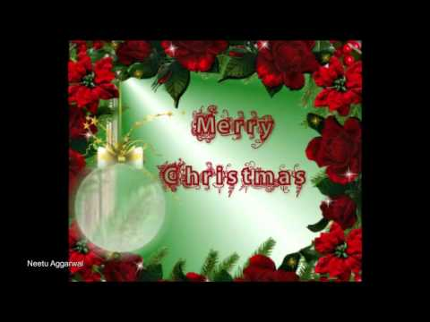 Merry Christmas Greetings To All My Family & Friends