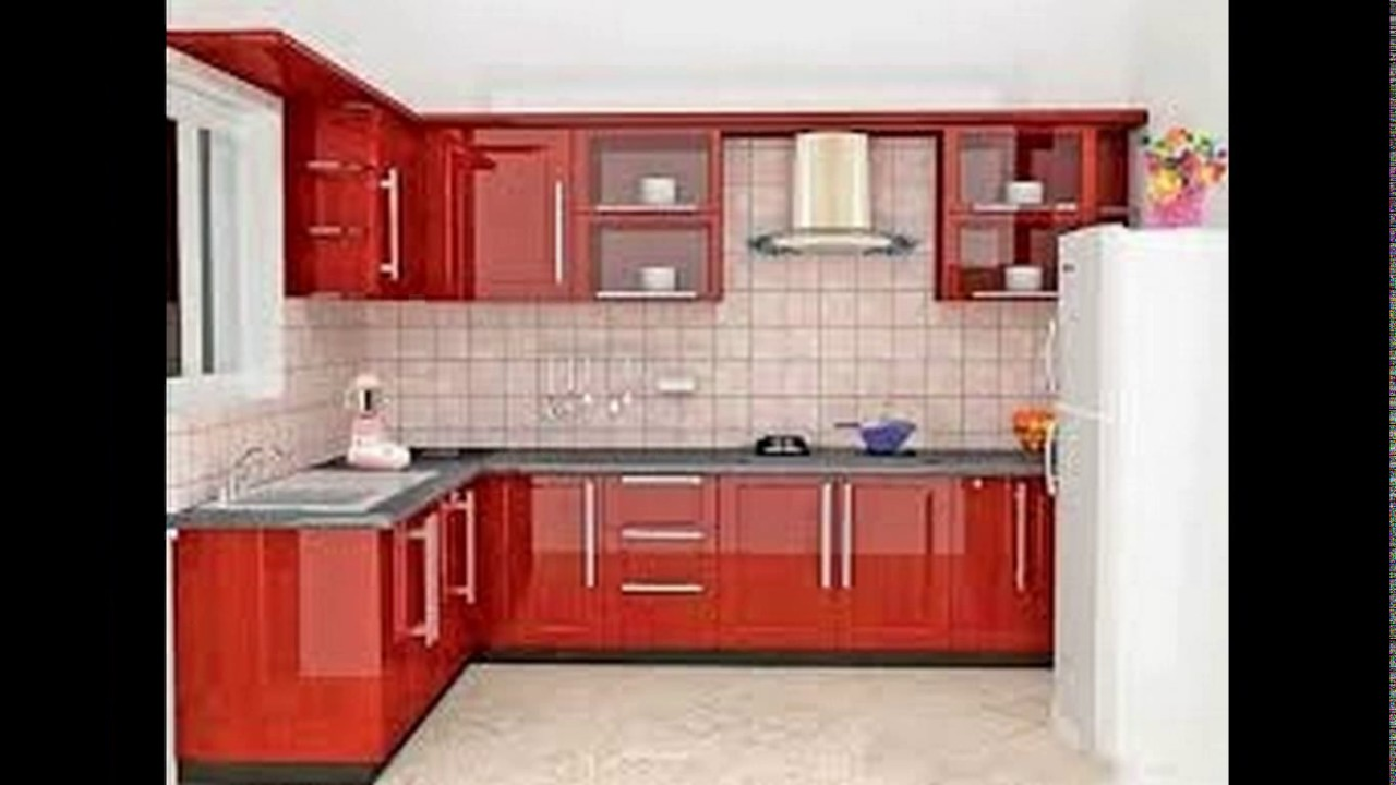 Aluminum kitchen cabinet design - YouTube