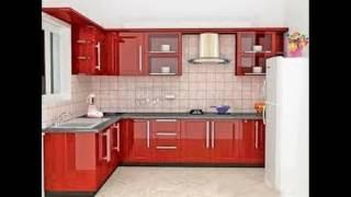 Aluminum kitchen cabinet design