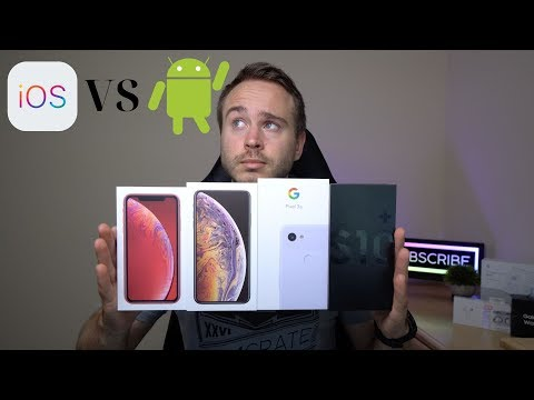 Should You Switch To Android? Mark's Tech-Talk Ep. 6