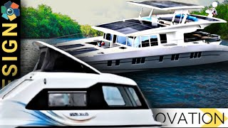 10 INCREDIBLE WATERCRAFT | CATAMARAN & HOUSEBOATS