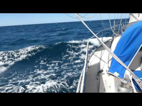 Taranto Sails Again Part 5 - Cook Strait (map edit)