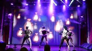 "шоу балет Киев NC-17showballet ""Cats"""