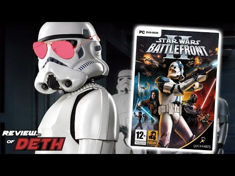 Review of DETH: Battlefront II (2005)