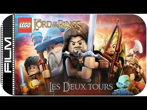 Lego Le Seigneur des Anneaux : Les Deux Tours [Film FR] poster