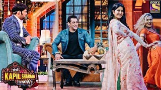 Salman Khan and Katrina Kaif Bharat Movie Promotion in The Kapil Sharma Show | Full Details Out