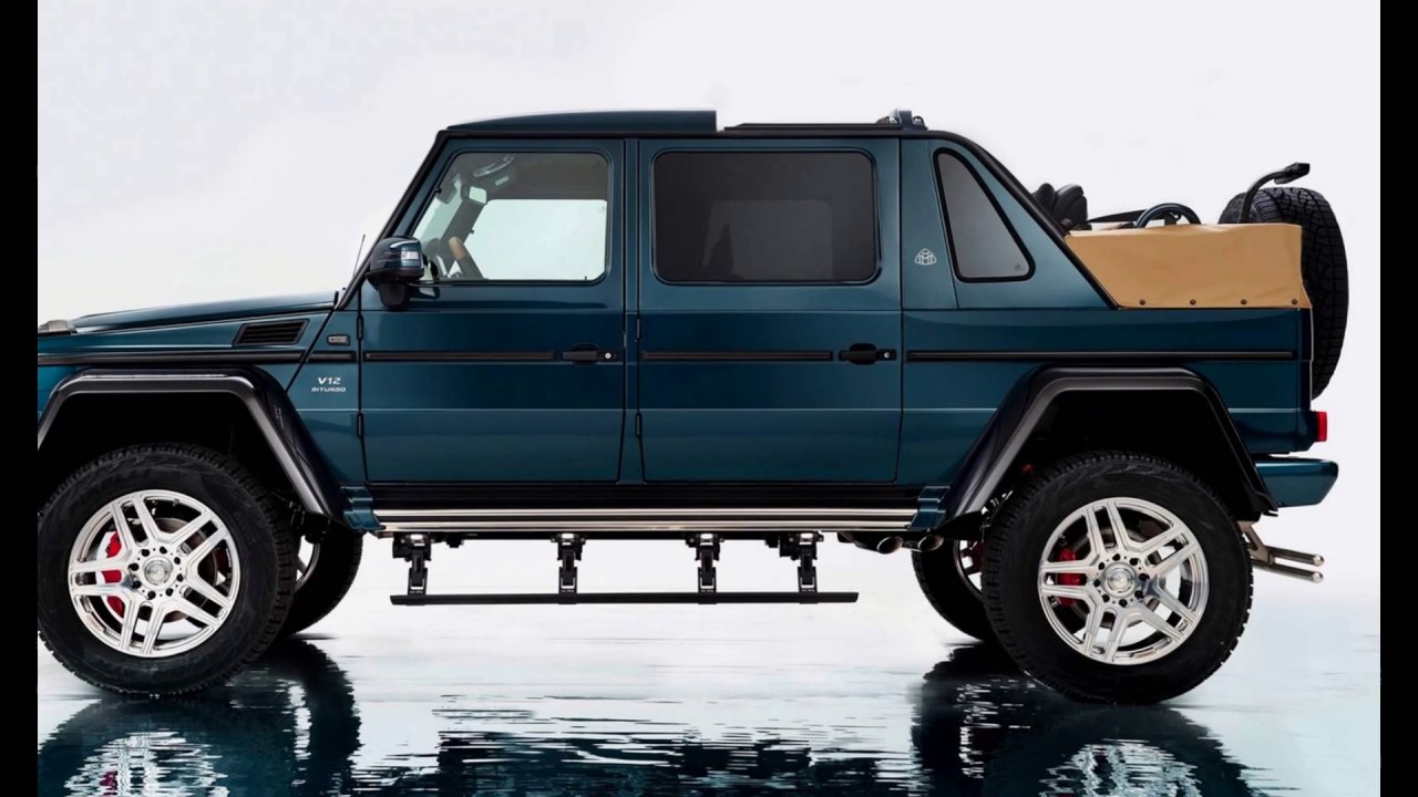 mercedes g 2018 - 2018 mercedes maybach g650 landaulet reviews  price and release date