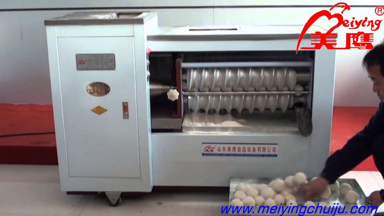 Bakery Dough Divider Rounder Dough Ball Making Machine