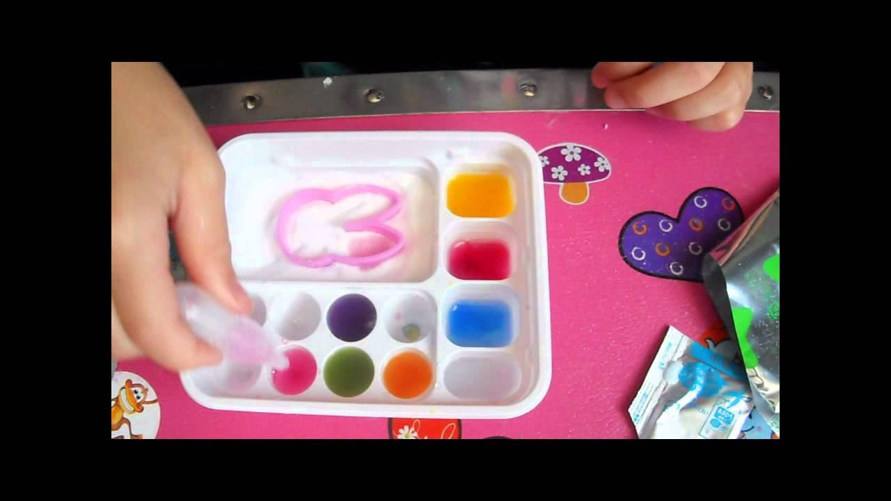 kracie popin 39 cookin 39 diy japanese candy making kit gummies youtube. Black Bedroom Furniture Sets. Home Design Ideas