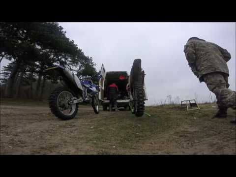 Busted by the military police on Salisbury plains 2017
