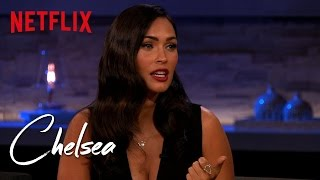 Megan Fox and the Spirit Living in Chunk | Chelsea | Netflix
