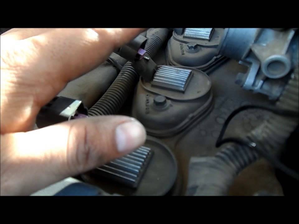 maxresdefault diy chevy colorado spark plugs youtube  at mifinder.co