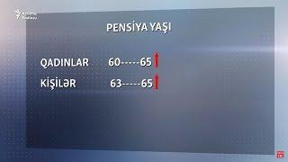 Azərbaycanda pensiya yaşı yenə qaldırılır - Gündəlik Xəbərləri (01.03.2007)