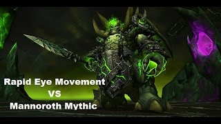 Rapid Eye Movement vs Mannoroth Mythic (World 6th)