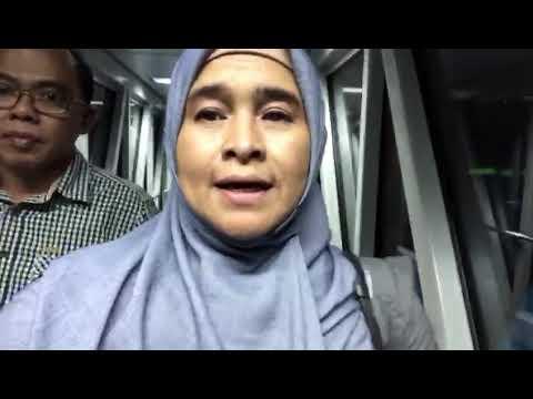 Bikin Miris! Hj Neno Dipaksa Pulang Ke Jakarta Padahal Preman Penghadang Sudah Dihalau Umat Islam