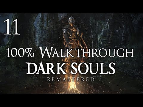 Dark Souls Remastered - Walkthrough Part 11: Chaos Witch Quelaag