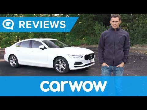Volvo S90 2018 in-depth review | Mat Watson Reviews