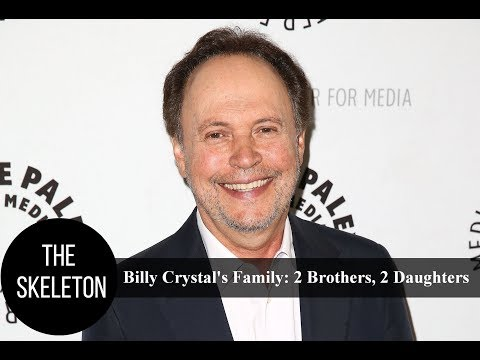 Billy Crystal's Family: 2 Brothers, 2 Daughters from YouTube · Duration:  3 minutes 1 seconds