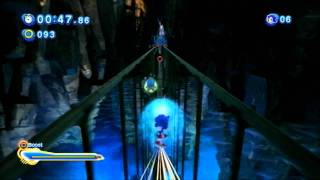 Sonic Generations (PS3): Green Hill - Modern - S-Rank