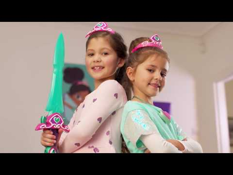 Nella The Princess Knight Toys Commercial