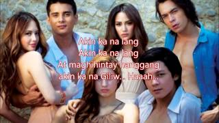 Morissette Amon - Akin Ka Na Lang [Pasion de Amor OST] (with lyrics)