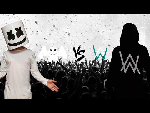 alan walker alone vs marshmello alone marshmello おすすめ