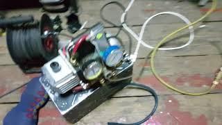 ТОҢАЗЫТҚЫШТАРДЫ ЖӨНДЕУ в Золотоноша Ауыстыру компрессор және құю суық. ''RAINFORD'' Model: RRF - 2261 W
