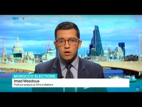 Interview with Imad Mesdoua on Morocco Elections