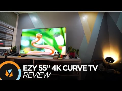 This is the cheapest 55-inch 4K Curve TV out there!