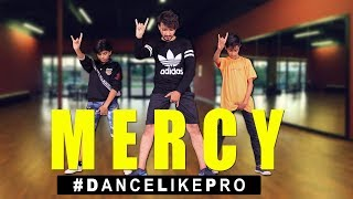 Mercy Dance Choreography | Bollywood Hip Hop | Vicky Patel | Step By Step Tutorial