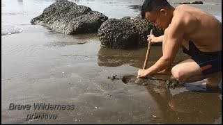 Primitive Technology : Skills to find food seafood | Wilderness Technology