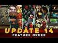 Deep Rock Galactic - Update 14: Feature Creep