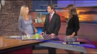 Manners and Etiquette • Teach Children Manners on WCCB • Aimee Symington