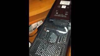XBOX 360 Slim Hard Drive on Regular XBOX 360