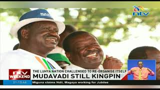 The Luhya nation challenged to re-organise itself