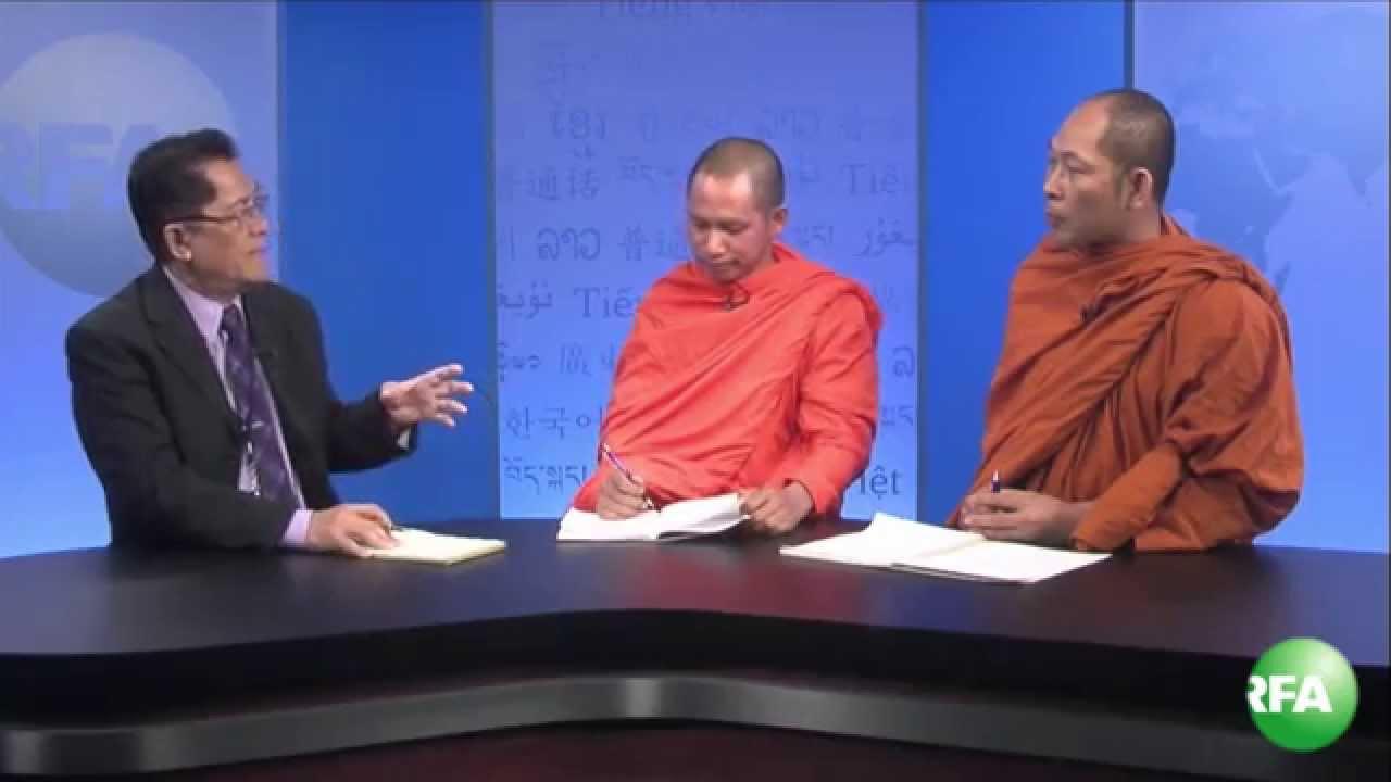 Phái đoàn Khmer Krom vận động cho tự do tôn giáo