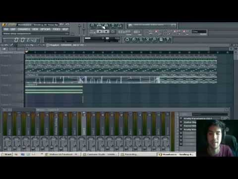 Deep House Producing TutorialPart 2 (FL studio)