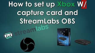 How to stream to Youtube using the El Gato hd60 with StreamLabs OBS for Xbox One
