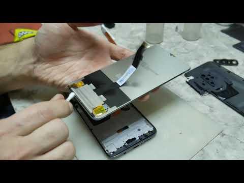 XIAOMI Redmi Note 8 PRO / Дорогой IPS дисплей, странная конструкция. Замена стекла