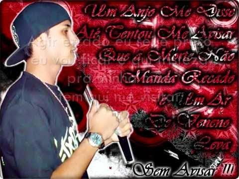MC FELIPE BOLADÃO - UM ANJO ME DISSE ♪ 2010 LETRA