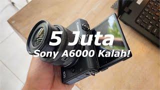 Canon EOS M200 Lebih Bagus Dari Sony a6000