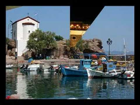 Griekse eiland Lesbos