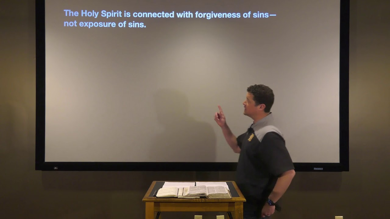 Studies in John - #130​: Receive The Holy Spirit
