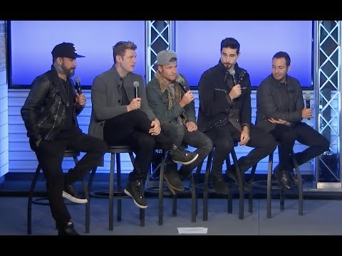 Backstreet Boys predict who will win the GRAMMY for Record Of The Year!