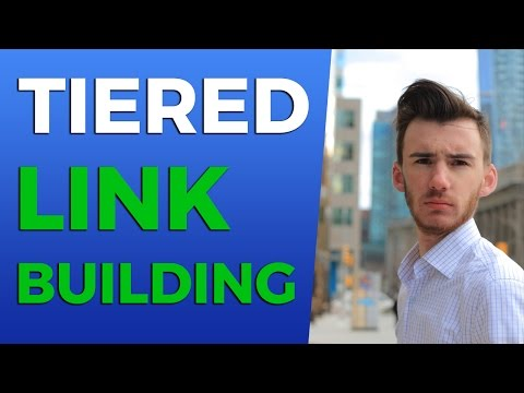 What Is Tiered Link Building? Black Hat SEO On White Hat Sites!