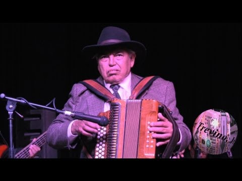 Ricky Naranjo y Los Gamblers with Chano Cadena & Juan Del Toro @ Tejano Conjunto Festival 2013